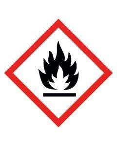 GHS Gefahrensymbol · Aufkleber | Schild | Magnetschild · Flamme, entzündbare Stoffe