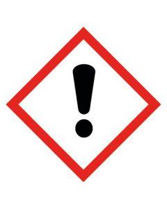 GHS Gefahrensymbol · Aufkleber | Schild | Magnetschild · Ausrufezeichen