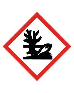 GHS Gefahrensymbol · Aufkleber | Schild | Magnetschild · Umwelt, umweltgefährdend