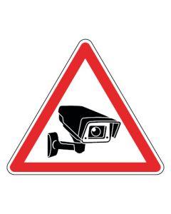Hinweiszeichen · Aufkleber | Schild | Magnetschild · Videoüberwachung TYP 21