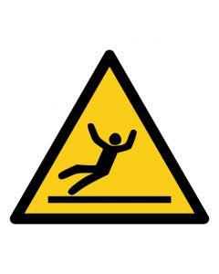 Warnzeichen Warnung vor Rutschgefahr · ISO 7010 W011