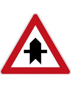 Verkehrszeichen Richtzeichen Vorfahrt · Zeichen 301  | Aufkleber · Schild · Magnetschild