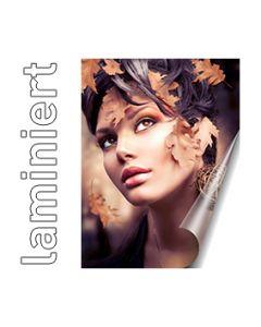 Poster & Plakate laminiert · individuell bedruckt