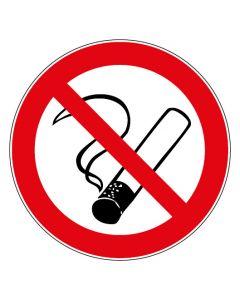 Verbotszeichen · Aufkleber | Schild | Magnetschild | Fußbodenaufkleber · Rauchen verboten / Rauchverbot