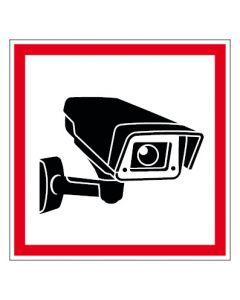Hinweiszeichen · Aufkleber | Schild | Magnetschild · Videoüberwachung TYP 41