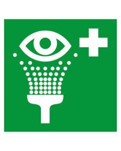 Rettungszeichen · Aufkleber | Schild | Magnetschild · Augenspüleinrichtung Augendusche