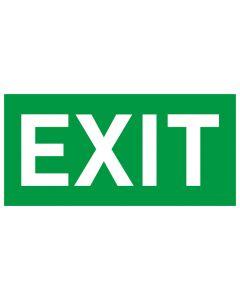 Rettungszeichen · Aufkleber | Schild | Magnetschild · EXIT