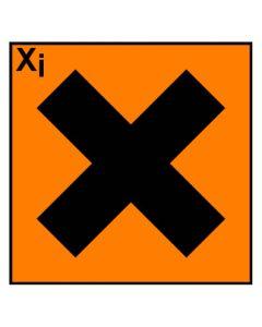 Gefahrstoffzeichen · Aufkleber | Schild | Magnetschild · reizend Hazard_x