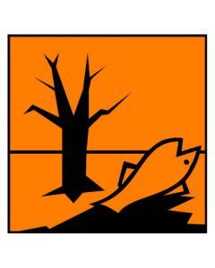 Gefahrstoffzeichen · Aufkleber | Schild · umweltgefährlich Hazard_N