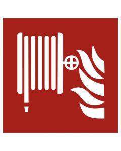 Brandschutzzeichen · Aufkleber | Schild | Magnetschild · Löschschlauch