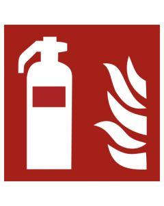 Brandschutzzeichen · Aufkleber | Schild | Magnetschild · Feuerlöscher