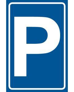 Parkschild · Aufkleber | Schild | Magnetschild